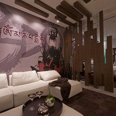 Modern Living Room by Pepe Calderin Design- Modern Interior Design