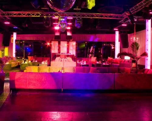 Decorating Living Room Nightclub