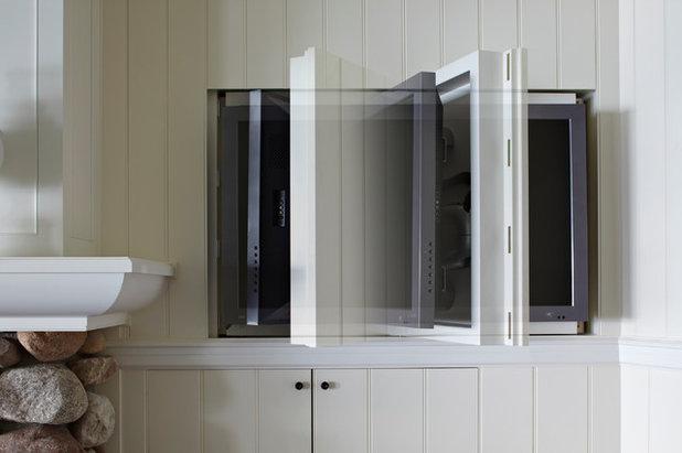 ... : So verstecken Sie störende Kabel, Fernseher – oder Räume