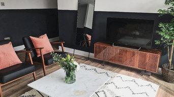 Mid century airbnb