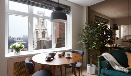 6 Clever One-Bedroom Flats on Houzz