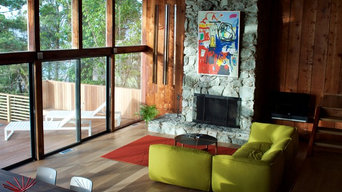 Mid Century House Remodal Fire Island