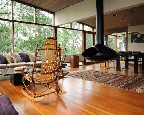 best midcentury living room design ideas remodel pictures houzz - Mid Century Living Rooms
