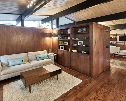 Midcentury Living Room Design Ideas, Remodels & Photos | Houzz