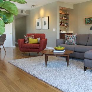 Mid Century Modern Design Living Room