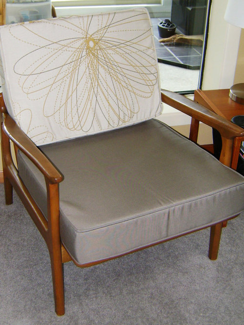 Vintage Furniture Replacement Cushions