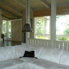Midcentury Living Room by Howard Bankston & Post