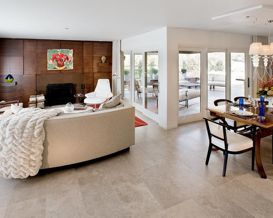 Modern Living Room Tiles modern floor tiles living room ideas & design photos | houzz