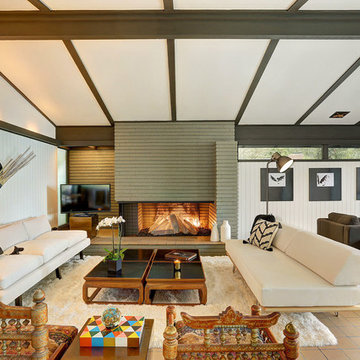 Mid-Century Modern Remodel By Willie Baronet