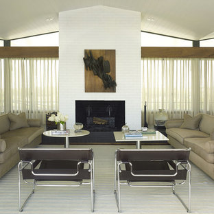 75 Most Popular Midcentury Modern Living Room Design Ideas For 2019