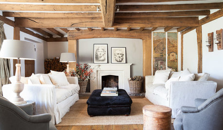 Ideas to Steal From Your Fantasy Holiday Cottage Living Room