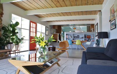 My Houzz: Cool, Creative Midcentury Style