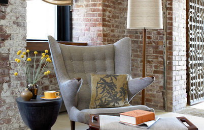 Interior Brick: Paint it or Leave It?