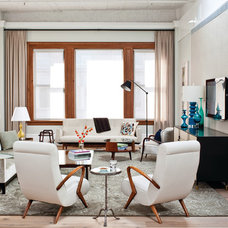 Midcentury Living Room Midcentury Living Room