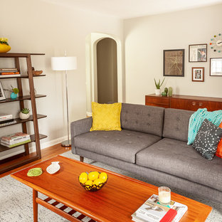 Midcentury Modern Living Rooms