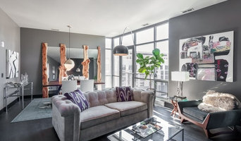 Midtown Modern Glam, Round Two-  New Build