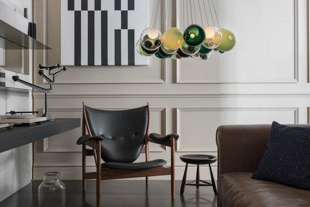 Modern Vardagsrum by ZAC and ZAC - Photography