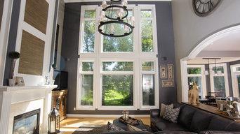 Milford Living Room Remodel