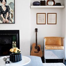 Midcentury Living Room by ANNA CARIN Design