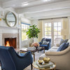 Fireplaces Light Up the 10 Most Popular New Living Rooms