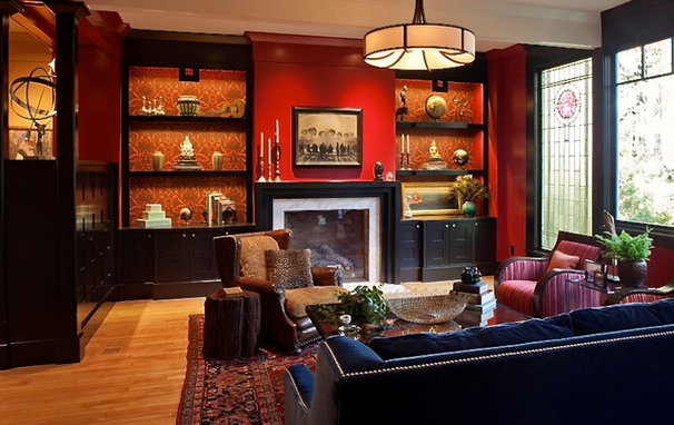 room of the day connecting with style in a former social. Black Bedroom Furniture Sets. Home Design Ideas