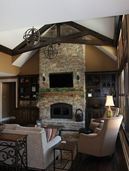 Living Room Design Ideas Renovations Photos With A Wood Wood Stove Ideas  Living Rooms Part 54