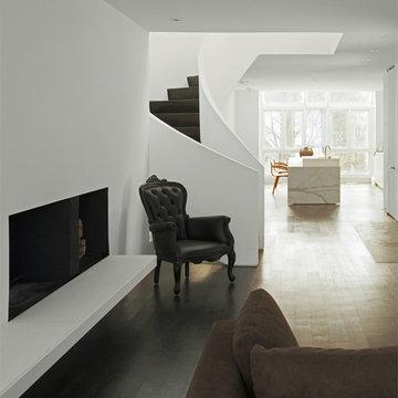 Minimal Modern Living Room Design