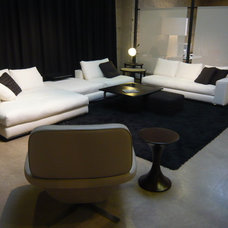 Contemporary Living Room by Arkitektura
