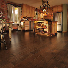 Eclectic Hardwood Flooring by Ropposch Brothers Flooring