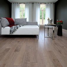 Contemporary Hardwood Flooring by Ropposch Brothers Flooring