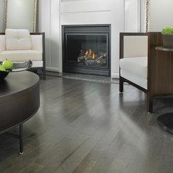 Mirage Hard Wood Flooring - Mirage Maple Charcoal