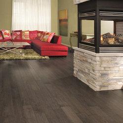 Mirage Hard Wood Flooring Mirage Aged Maple Black Jelly