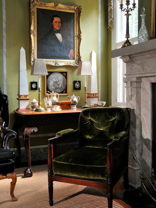 living room design ideas renovations photos with green. Black Bedroom Furniture Sets. Home Design Ideas