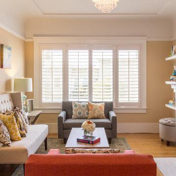 Miss Alice Designs, Potrero Hill Residence