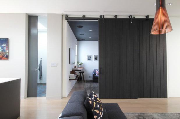 Modern Living Room by gamble + design