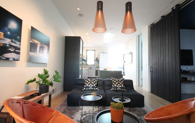 Houzz Tour: Edwardian Flat Opens Up for More Light and Better Flow