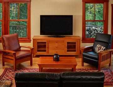 Mission Living room