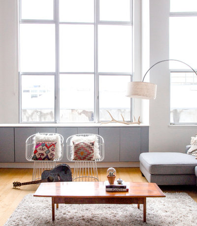 Scandinave Salon by Erin Roberts Design