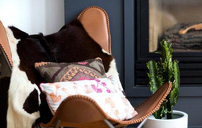 Clásicos modernos: Cómo y dónde poner la silla Mariposa