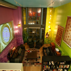 Living Room by Susan Diana Harris Interior Design