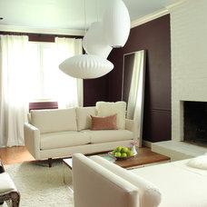 Midcentury Living Room by Studio MOD(ish)