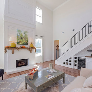 Model Home at The Waters at Pike Road, AL