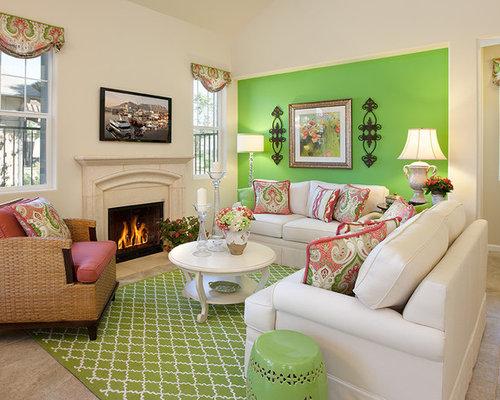 Model Home Living Room | Houzz