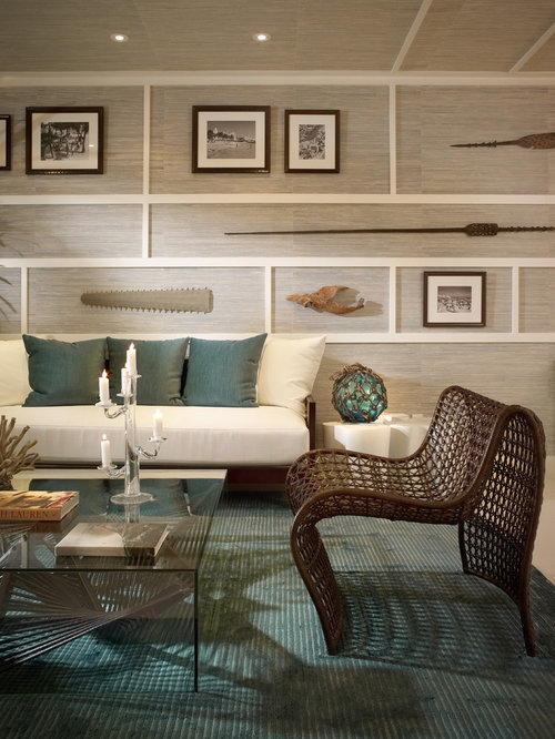 Wall cavity home design ideas pictures remodel and decor for Tropical living room design