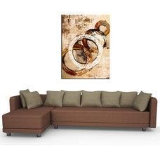 Modern Living Room by Osnat Fine Art