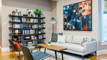 Modern & Bright Home Make-over