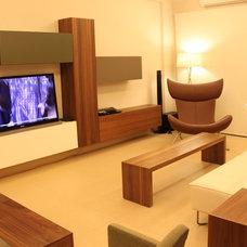 Modern Living Room by Brag Concept