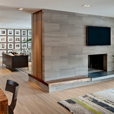 Contemporary Living Room by Eminent Interior Design
