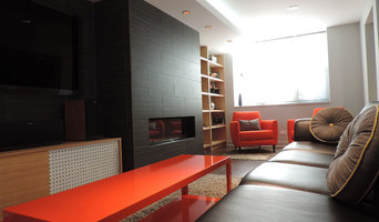 Modern Basement in Andersonville