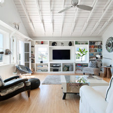 Contemporary Living Room by Mint Home Decor